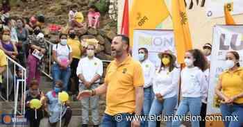 Vamos a trabajar juntos, para que a Zacapu le vaya bien: Luis Felipe León Balbanera - El Diario Visión