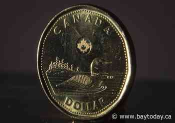 Loonie tops 81 cents US as price of oil climbs and North American stock markets rise
