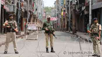 Jammu and Kashmir announces complete lockdown in 11 districts amid rising COVID-19 cases