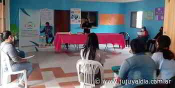 Acordando acciones en Consejo de la Niñez de Caimancito y El Talar - Jujuy al día