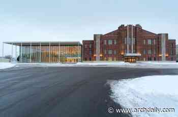 Verdun Auditorium / FABG - ArchDaily