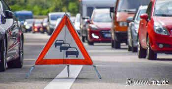 A6 bei Bad Rappenau: Mehrere Unfälle auf der Autobahn - Rhein-Neckar Zeitung