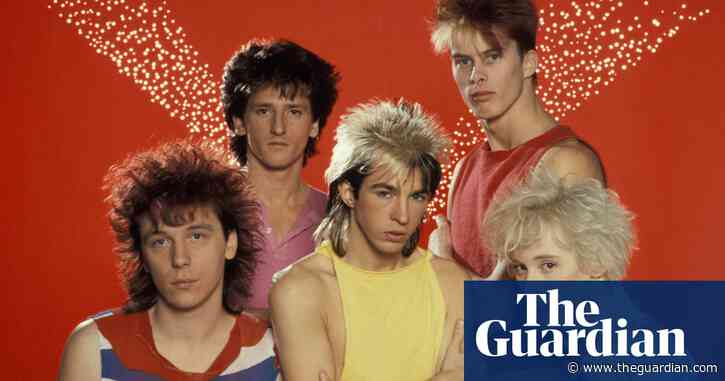 The Fiver   Luxuriant Kajagoogoo wigs and proportionate levels of outrage