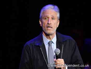 Jon Stewart hits back at Ted Cruz after Texas senator attempts to mock The Daily Show - The Independent
