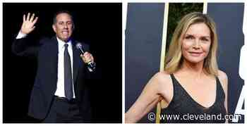 Today's famous birthdays list for April 29, 2021 includes celebrities Jerry Seinfeld, Michelle Pfeiffer - cleveland.com