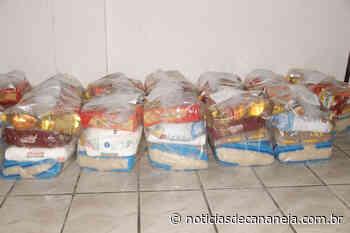 Prefeitura de Cananeia entrega kit alimentação escolar para alunos da Rede Municipal - Noticia de Cananéia