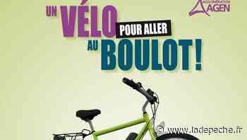 Saint-Hilaire-de-Lusignan : opération chèque vélo - ladepeche.fr