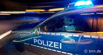 Unbekannte stehlen bei Wiernsheim im Enzkreis 800 Kilogramm schwere Gitterboxen - BNN - Badische Neueste Nachrichten