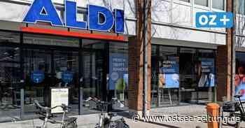Stralsund: So präsentiert sich der neue Aldi in der Tribseer Vorstadt - Ostsee Zeitung