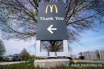 McDonald's comes roaring back as restrictions ease