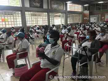 Alcaldía de Puerto Tejada comparte literatura con adultos mayores – - Proclama del Cauca