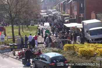 Heistse zondagsmarkt gaat open op 9 mei, in Mechelen is markt ook op 1 mei van de partij