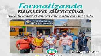 COVID-19: Catacaos inicia colecta para comprar planta de oxígeno - LaRepública.pe