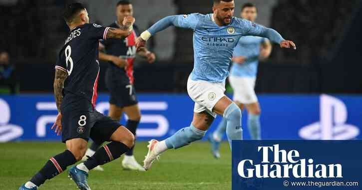 Kyle Walker makes his case for greatness against PSG