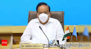 1 crore doses still with states, more to be delivered in next 2-3 days: Harsh Vardhan on Covid vaccine shortage