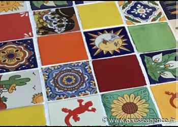 EGUILLES : Tendance déco 2021, de la couleur pour dynamiser et donner du style avec les Azulejos mexicains - La lettre économique et politique de PACA - Presse Agence