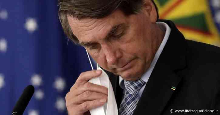 """Covid, in Brasile 400mila morti: 100mila in soli 36 giorni, tra marzo e aprile. Bolsonaro: """"Sarò l'ultimo a fare il vaccino"""""""