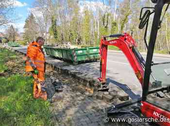 Bauarbeiten an der Bismarckstraße in Vienenburg starten - Goslar - Goslarsche Zeitung