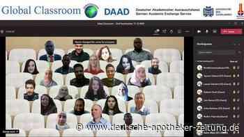 """""""Globales Klassenzimmer"""" für Studierende der Pharmazie, Chemie und Biologie - DAZ.online"""
