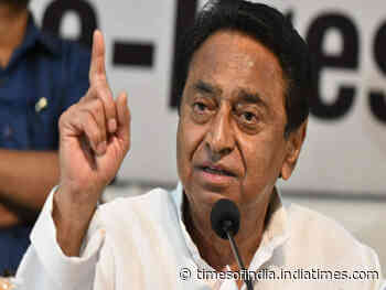 COVID deaths: BJP doing politics on corpses, says Kamal Nath