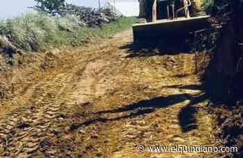 Ante incumplimiento del gobierno, habitantes de veredas de Calarcá y Salento arreglaron vías - El Quindiano S.A.S.