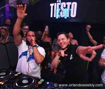 EDM DJ Tiesto to play The Vanguard next Saturday, May 8 - Orlando Weekly