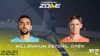 2021 Estoril Open Quarter-Final – Marin Cilic vs Kevin Anderson Preview & Prediction - The Stats Zone