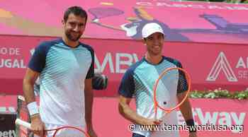 Marin Cilic praises Nuno Borges after tight Estoril clash - Tennis World USA
