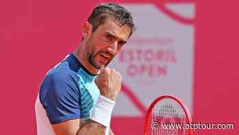 Marin Cilic Claws Past 17-Year-Old Carlos Alcaraz In Estoril - ATP Tour