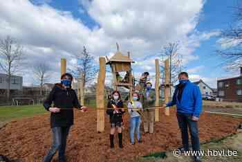Drie nieuwe veilige speelplekken - Het Belang van Limburg