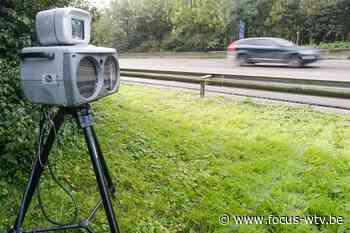 Hier flitst de politie in Roeselare, Izegem & Hooglede - Focus en WTV