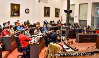 Sesiones de mayo irán en Santa Bernardina; Cuerpo entendió que el presidente no actuó ajustado a derecho - El Acontecer Diario