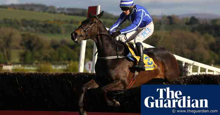 Energumene takes Novice Chase at Punchestown to set up Shishkin rivalry