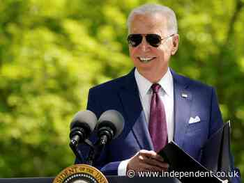 What a difference 100 days make: How Biden has turned the Trump era upside down