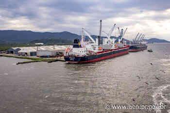 Com programa de dragagem, Porto de Antonina passa a receber navios de maior capacidade - Agência Estadual de Notícias do Estado do Paraná