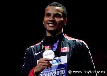 De Grasse launches initiative to get cooped up Canadian kids out and running