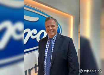 Ford Motor Company appoints Michael Breen as Ford PH's new managing director - Wheels