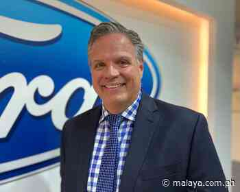 Ford Motor Company appoints new Ford PH managing director - Malaya
