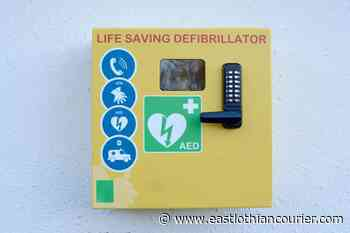Hope to bring life-saving defibrillator machine to Elphinstone - East Lothian Courier