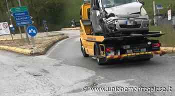 Bene Vagienna, scontro tra due auto sulla Provinciale per Fossano - L'Unione Monregalese - Unione Monregalese