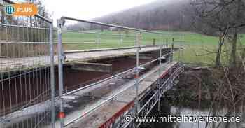 Stadt Furth im Wald saniert den Wodsteg - Mittelbayerische
