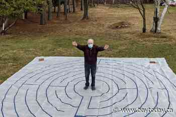 Northern Ontario labyrinths - trust your path through mindfulness