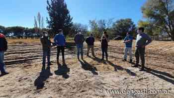 Medio Ambiente inspeccionó obras en Santa Maria - El Ancasti
