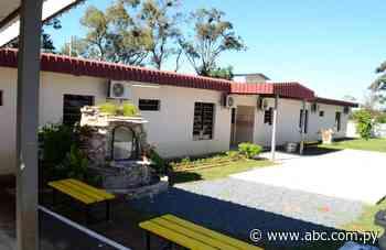 Pabellón de contingencia inaugurado en Guarambaré se encuentra cerrado - Nacionales - ABC Color