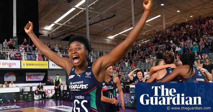Super Netball returns to normality in 2021 but competition is more agile than ever   Erin Delahunty