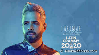 Daniel Santacruz con 3 nominaciones a Premios Soberano – El Sol de la Florida - El Sol de la Florida