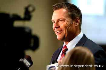 Polarizing Trump ally Kobach launches bid for Kansas AG