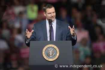 Trump ally Kris Kobach announces fresh bid in politics after losing Kansas governor and Senate races