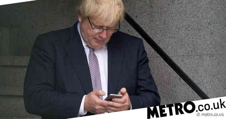 Boris Johnson's personal phone number has been available online for 15 years