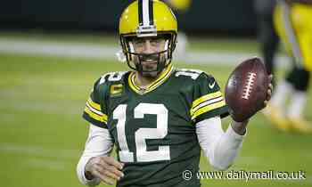 Aaron Rodgers 'wants OUT of Green Bay after struggling to agree on a contract extension'